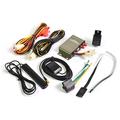 Gestão de Bus sensor de combustível rastreador GPS M528 dispositivo de rastreamento Ibutton equipado