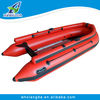 New style and high speed tender inflatable boat for fishing