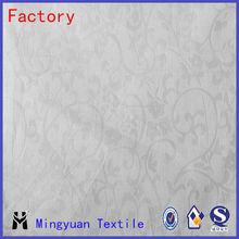 100% Cotton jacquard style hotel use fabric