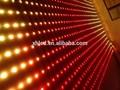 parede boate iluminação decoração mudança da cor luz conduzida
