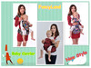 NEW Popular Design Baby Carrier Backpack baby wrap sling Baby sling