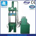 Meili venta caliente CE & ISO cuatro pilares hidráulica de moldeo máquina de la prensa