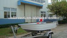 12ft high standard aluminum fishing boat