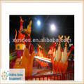 Pequenos parques de diversões ao ar livre/indoor indoor canguru de salto