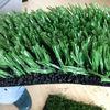 High density waterless artificial grass mat for soccer ball