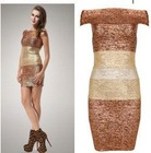 Sexy woman loose sequin dress hot sell