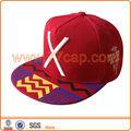 nuevo estilo especial de la india snapback hat cap