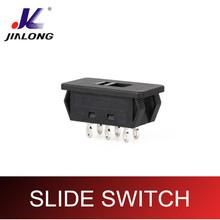 AC voltage SLIDE SWITCH JL-SS-22L01