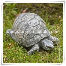 India top vivid garden stone life size turtle marble home decor