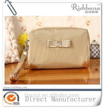 reusable black mesh cosmetic bag pop sale
