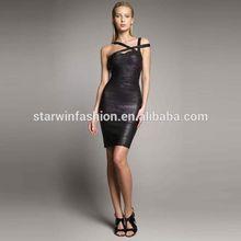 STARWIN New Designed Beautiful hong kong evening dress wholesale