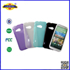 2014 Latest style jelly TPU case for HTC M8 mini, Solid TPU Gel Case for HTC M8 mini Laudtec