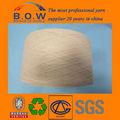 colorido de custo eficaz de reciclagem de mistura de algodão de fios de fios de lã grossa