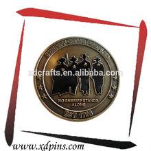 customized cheap club souvenir coin handicraft