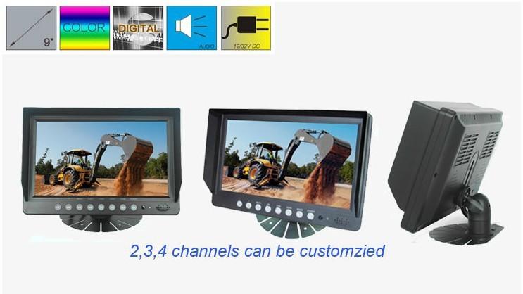 Car Lcd Monitor With Usb 9 Car Lcd Monitor With Usb