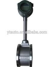 LUGB series Gas flow meters/Vortex Flow Meter China and stainless steel accessories