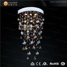 golden and white 2014 modern crystal chandelier ,antique waterford crystal chandelier,modern oval crystal chandelier