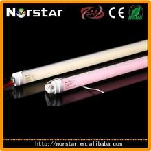 High PF value led color changing lights dmx led tube