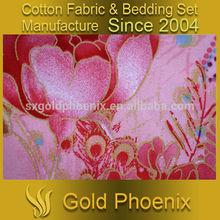 reactive printed NAF 100% cotton hometextile fabric
