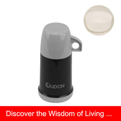 150ml BPA free black water bottle