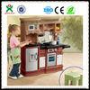 eco friendly cheap kids kitchen set toy kids play kitchen set kitchen QX-162F