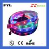 DMX IC strip ws2811 waterproof motorcycle led strip light 12vRGB Cheap price