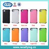 2 in 1 TPU and PC case for iphone 5 ,protect cell phone more effectively!