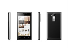 Hot selling 4 inch android mobile phone with dual sim card