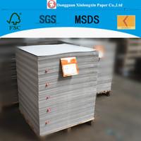 Grey sheets board 1.0-3.0MM