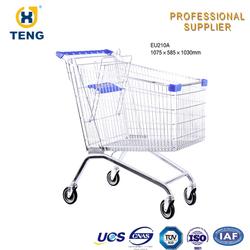 Shopping Cart Type Steel Material wal-mart shopping cart