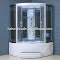 Htsr- 8808 luxe moderne vapeur cabine de douche en verre trempé