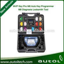 Big Promotion!!! OBD Auto Code Readers Scan Tools Car Scanner Auto Key Programmer 100% Original Super MVP PRO M8 Key