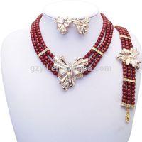 ali express jewelry set/ hot selling bead jewelry/ resin jewellery