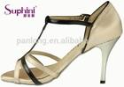 Hot sale high heel tango shoes, elegance dance shoes ,lady sneaker