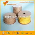 Material de bricolaje cuerda de cáñamo, Cuerda de cáñamo venta al por mayor, Naturaleza de la cuerda de cáñamo sandalias para artesanía a la venta del surtidor de China