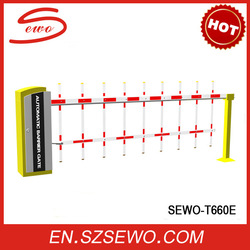 New arrival parking boom barrier gates. High quality and lowest price automatic road barriers manufacturer