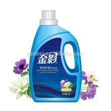 Oem Service High Foaming New Bottle 3liters Laundry Detergent Liquid