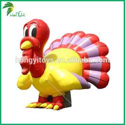 Fine Workmanship air Inflatable Animals Turkey