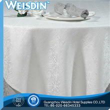 Organza Fabric wholesale square plastic lined table cover