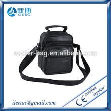 high quality men PU satchel bag