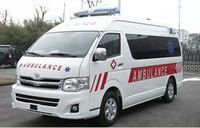 TOYOTA HIACE ICU Ambulance