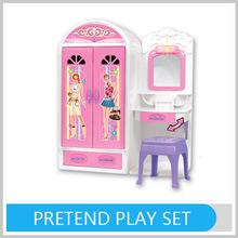 Latest Fashion Mini Furniture Toy American Girl Wardrobe