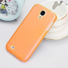 Hot sale latest design mobile phone case for Sumsung Galaxy S4 I9500 quality plastic material colorful choice