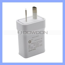 Full 2A Output AC USB Wall Charger for Samsung Galaxy Note 2 with Australian Plug