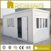 Modern Flat-packed Open Side Door Container