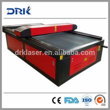 80/100w cnc laser grass cutting machine 1300x2500