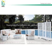 villa furniture swimming pool conversation set
