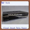 Großhandel Cloud ibox dvb-s2 twin tuner Unterstützung vu duo Bild satellit empfänger Cloud ibox4