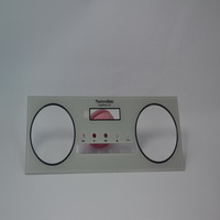china-made high precision custom printed plastic screen protector