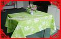 pintura em tecido de toalha de mesa